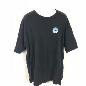 Vans men's t-shirt off the wall black XXL 2XL